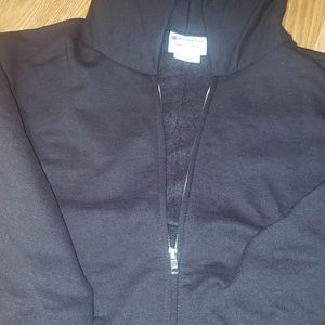 CHAMPION full zip hoody size YXL